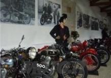 """Museo delle """"Officine Benelli"""", tanti gli appassionati all'inaugurazione"""
