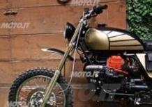 Le Strane di Moto.it: Moto Guzzi NTX 750 scrambler