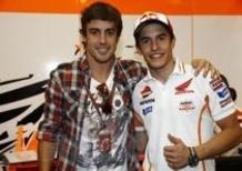 Alonso: La MotoGP dal vivo fa impressione