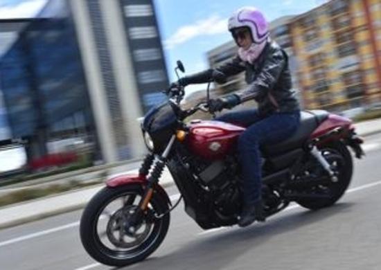 Demo ride Harley-Davidson a Firenze