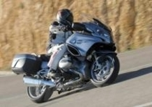 BMW richiama le R1200RT per problemi all'ammortizzatore
