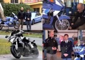 La Polizia Stradale e il Vice Questore Aggiunto Massimo Bentivegna con Moto.it per la sicurezza dei motociclisti