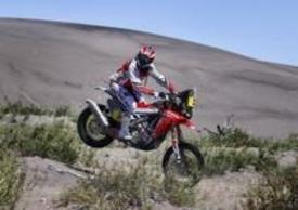 La Rally è realizzata dal reparto corse HRC che segue anche la MotoGP