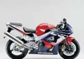 """La Honda CBR900RR del 2000, prima con il cerchio anteriore da 17"""""""