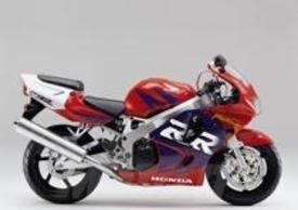 La CBR900RR 1998