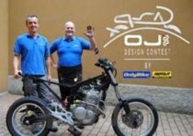 OJ Design Contest: Roberto Nava e Guido (OnlyBike) realizzeranno la special per EICMA 2013
