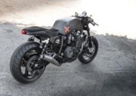 Yamaha XJR di Deus