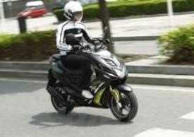 Yamaha Areox Naked