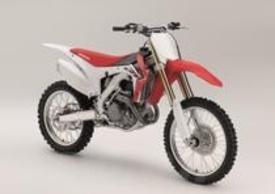 La nuova CRF450R 2014