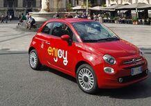 Car sharing: Enjoy arriva a Catania
