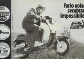 Una delle pubblicità dell'epoca, fattore di successo per Pinasco