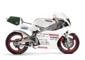 La Yamaha TZ250 1989 di Jean-Francois Baldé