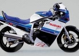 La prima GSX-R della storia, la 1985