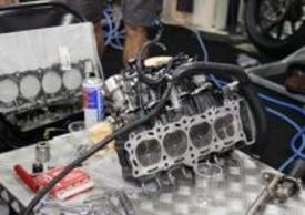 Motore della Yamaha FZ1