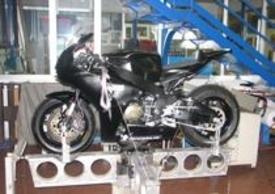 Gli strumenti di controllo della dinamica sono montati sulla Honda CBR 1000 RR