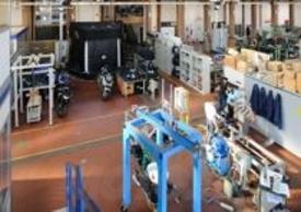 Il laboratorio presso l'Università di Padova