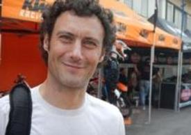 Anche Paolo Casiraghi (Suor Nausicaa su Italia 1) ha corso a Viano