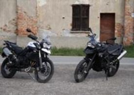 Le enduro stradali di 800 cc sono tornate in cima ai desideri dei motociclisti
