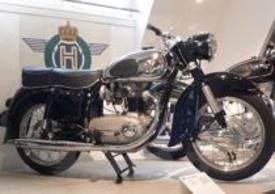 La Horex Imperator 500 del 1955
