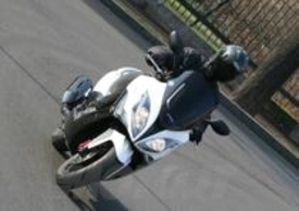 Kymco Xciting R 300i