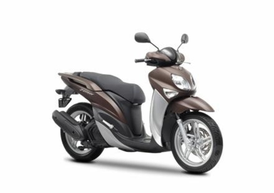 Yamaha Xenter 125 e 150, restyling per il modello 2015
