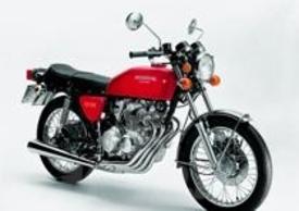 La 350 è stata sostituita nel 1974 dalla più sportiva CB 400 Four, con scarico 4-in-1, cambio a 6 marce e prestazioni sensibilmente più elevate