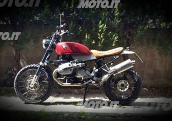 Le Strane di Moto.it: BMW R1200GS Adventure