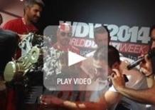 WDW 2014, gara Monta e Smonta (video)