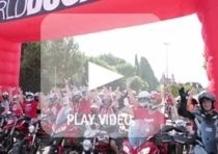 World Ducati Week: i numeri, le immagini e il video finali della kermesse di Misano