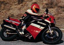 Suzuki GSX-R750: la superleggera