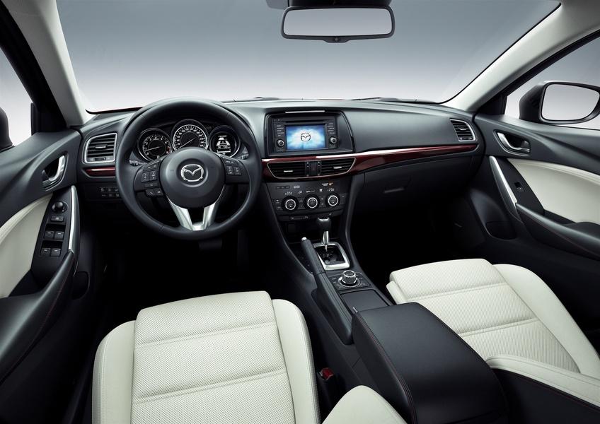Mazda Mazda6 Station Wagon (4)