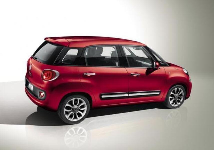 Fiat 500l Pro 1 4 95cv Pop 4 Posti N1 05 2013 06 2017 Prezzo