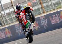 MotoGP. FP3 a Indianapolis, Bradl in testa, Rossi secondo
