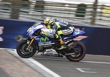 MotoGP. Rossi: Il warm up sarà fondamentale