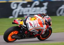 MotoGP. Marquez segna il miglior tempo nel warm up