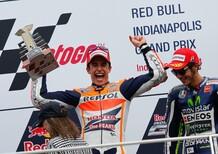 MotoGP. Marquez vince il GP di Indianapolis