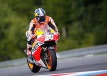 MotoGP. Pedrosa in testa nelle FP3 a Brno