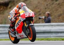 MotoGP. Marquez in pole a Brno davanti a Dovizioso