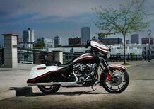 Harley-Davidson: gamma 2015