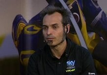 Team SKY VR46, Uccio prende il posto di Guareschi
