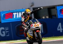 Rabat e Rins vincono in Moto2 e Moto3