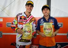 Pirelli iridata anche in MX2  con Jordi Tixier