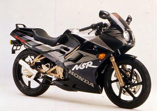 Honda NSR125R. Alla scoperta dell'Italia con la mitica vecchietta
