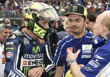 Rossi: Peccato, avrei fatto sicuramente una buona gara