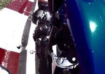 Yamaha, il teaser della super sportiva 2015. R1?