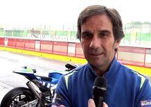 Suzuki MotoGP. Brivio: Espargaro e Vinales, una bella squadra per il 2015