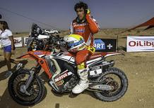 OiLibya Rally Marocco. Barreda Penalizzato