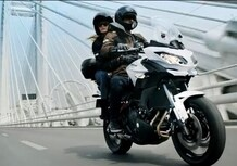 Kawasaki Versys 650 2015: Video