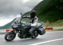 Kawasaki Versys 1000 2015: Video