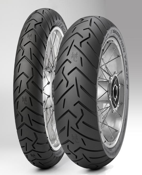 Pirelli presenta il nuovo pneumatico enduro-street Scorpion Trail II